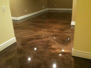 commercial decorative concrete