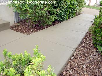 concrete sidewalk ideas the hippest