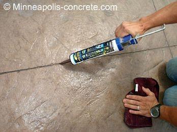 concrete joint sealant
