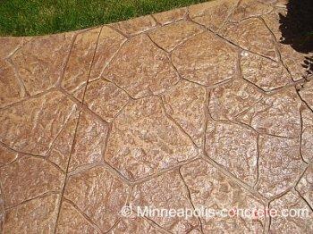Canyon Stone Stamp Pattern